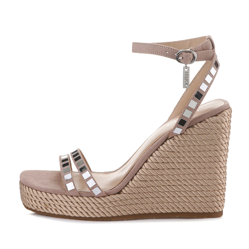 LUCY WEDGE SANDALS [L193SE09PI]